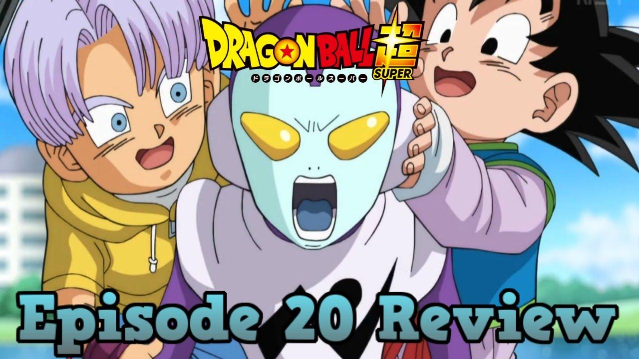 Dragon Ball Super 20