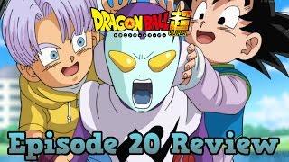 Dragon Ball Super Episode 20 Review: Jaco