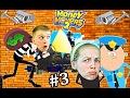 ПОБЕГ ИЗ ТЮРЬМЫ 2 Часть #3 Убежали от полиции в игре Money Movers 2 развлекательный летсплей