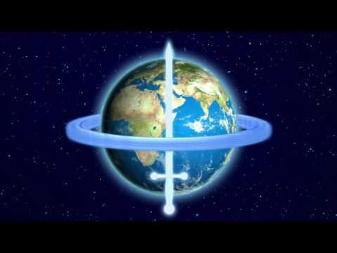 Decree To Beloved Astrea Earth Visualization