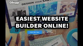 Siteupp.com The Best Most Easy Website Builder Online. Create …
