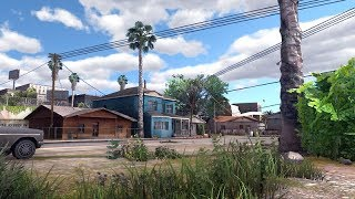 Скачать GTA San Andreas Installing Grove Street INSANITY Ezekiel Vegetation