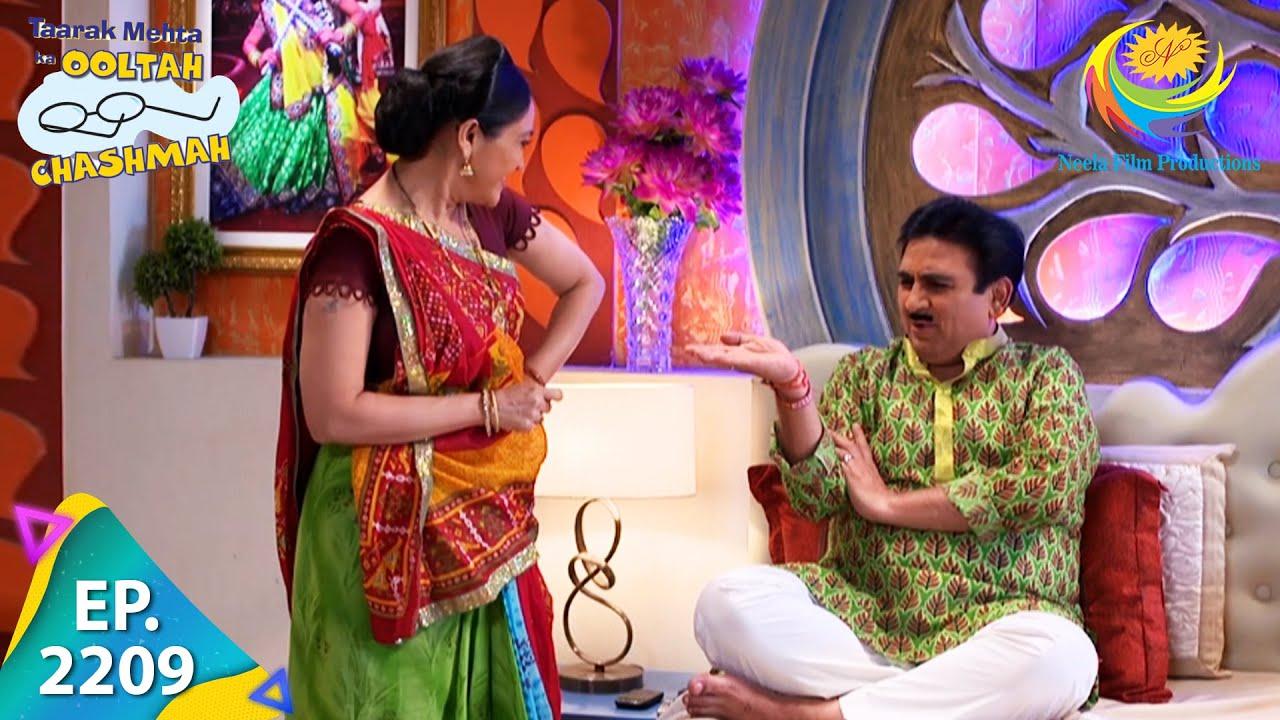 Download Taarak Mehta Ka Ooltah Chashmah - Episode 2209 - Full Episode