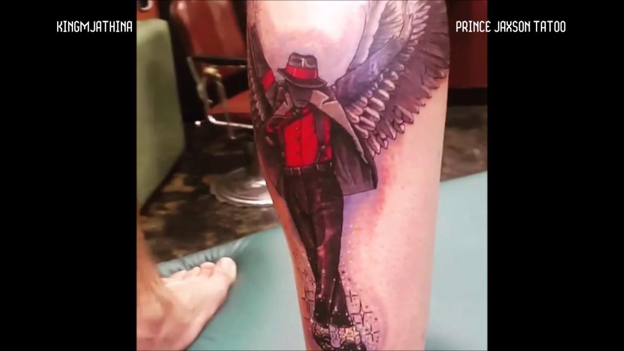 Mj Tattoo Design