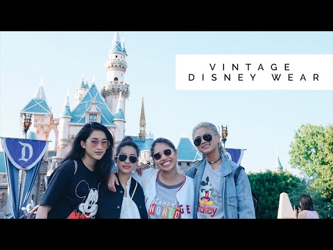 Vintage Disney Wear | ToThe9s
