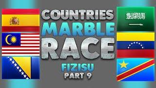 PART 9 - Countries Marble Race Tournament 2018 Season