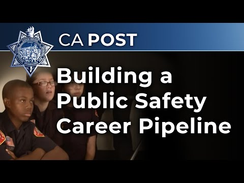 Building a Public Safety Career Pipeline Update (Promotional Video)