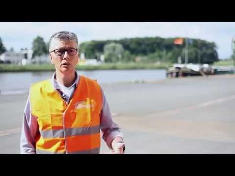 Productie VIDA biggenvoer bij ForFarmers in Lochem
