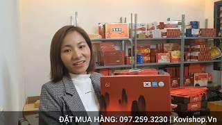 Nước Hồng Sâm 6 năm tuổi Hàn Quốc - Kovishop