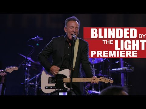 'Blinded by the Light' Premiere