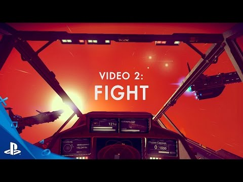 No Man's Sky - FIGHT Video | PS4