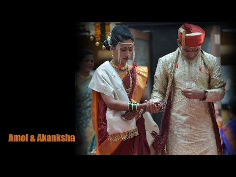 Amol & Akanksha Wedding