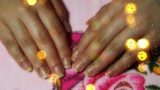 Уход за ногтями и руками Как отрастить ногти