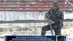Saksi: 182 preso sa Leyte Pronvincial Jail, pumuga; 38, tinutugis