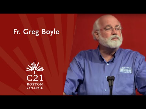 Fr Greg Boyle - Kinship - There is No Us and Them