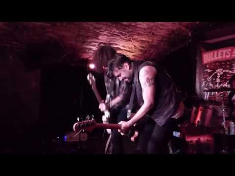 BULLETS and OCTANE  Fuck You  Live @ Bannerman's, Edinburgh, 22Aug'2017