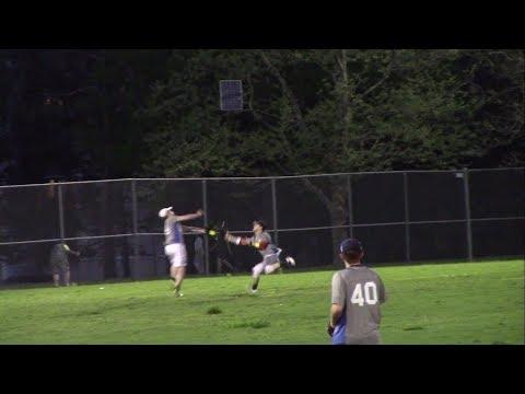 Men's Softball Game - NBC Sports vs ICON Those Guys - Video Highlights - May 09, 2018