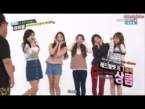 [ENG SUB] 150923 Weekly Idol with Red Velvet