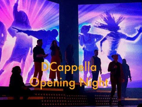 Disney DCappella Immortals  - First Performance