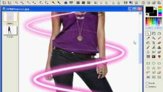 Como poner light de neon con Photofiltre Studio 9