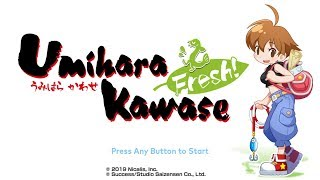 Umihara Kawase Fresh! Quick Play