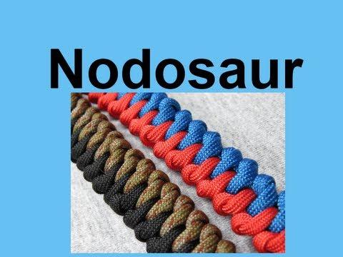 how-to-make-a-nodosaur-paracord-bracelet-tutorial-(paracord-101)