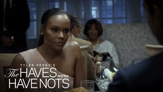 Candace Ditches Dinner with Charles | Tyler Perry's The Haves and the Have Nots | OWN