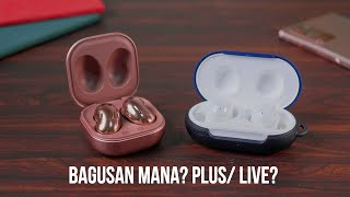 REVIEW Samsung Galaxy Buds Live Indonesia | Bagusan Mana Sama Buds+?