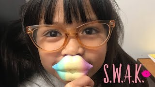 SWAK Kissable Keychains Perfect Gift For Valentines By Wowwee