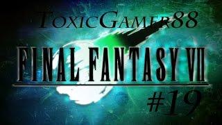 Final Fantasy VII - Gameplay ITA - 19 Parata e Nave Cargo