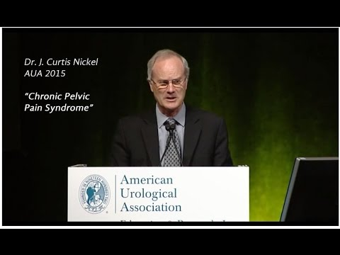 Chronic Pelvic Pain Syndrome - AUA 2015