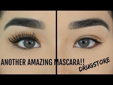 AMAZING DRUGSTORE MASCARA!!!