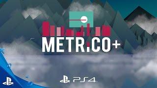 Metrico+ - Release Trailer | PS4