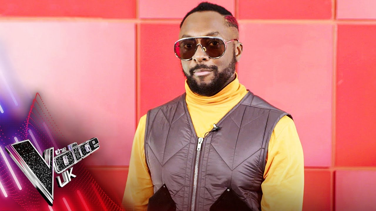 Chair Turners with will.i.am! | The Voice UK 2021