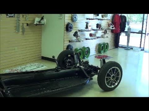 AMAZING CUSTOM VW CHASSIS in AIRKEWLD SHOW ROOM