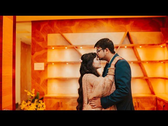 Best Engagement Teaser (NEHA & RISHAB  ) Palm Bliss Hotel patna || MOH - MEMORIES OF HAPPINESS PATNA