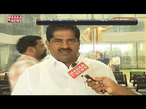 Face To Face With TDP MLC Ashok Babu Over Assembly Meeting