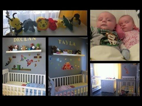 Baby Girl Room Tour