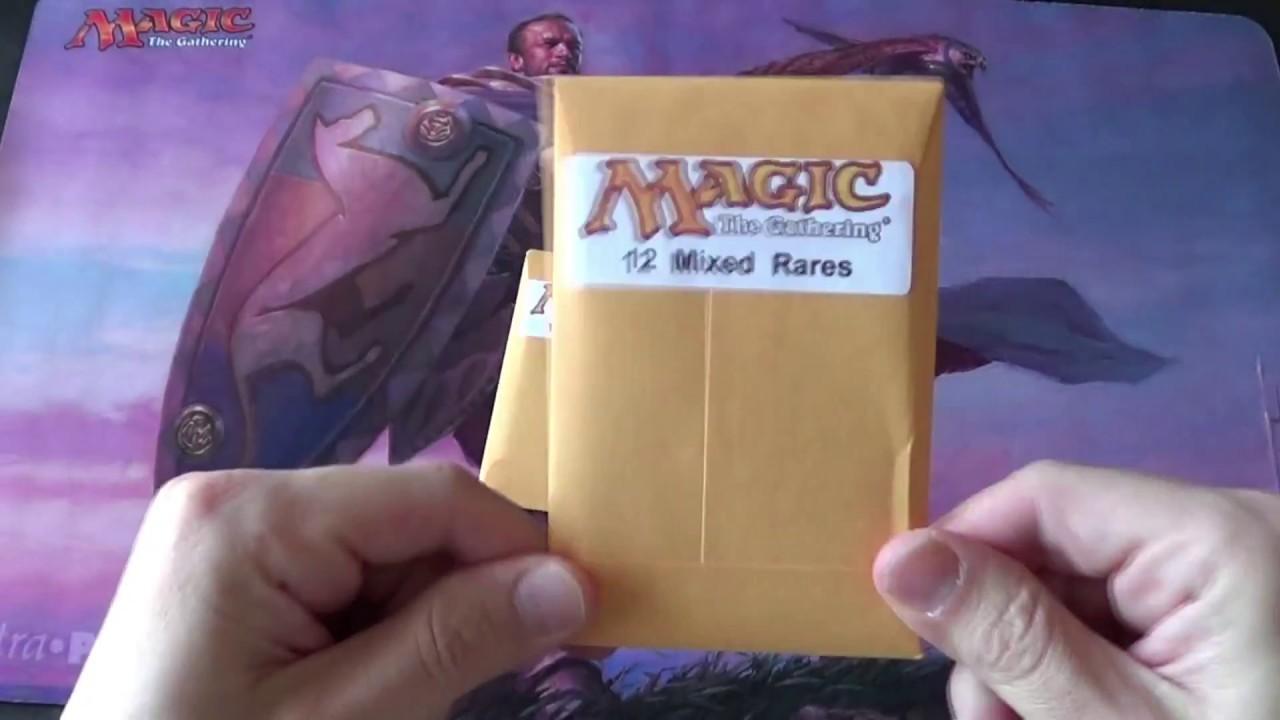 Magic: the Gathering Random Buy All Rare Repack SDCC 2018 MTG Opening
