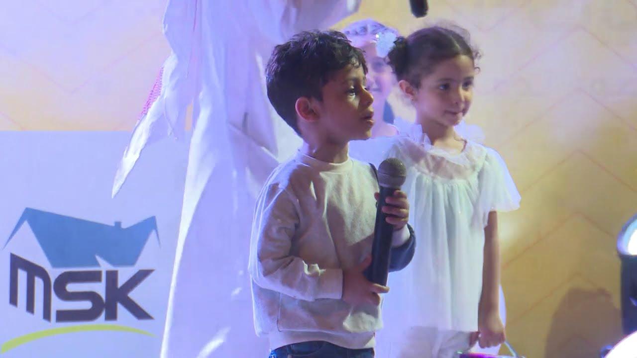 #اطفال_ومواهب معايدة القناة عيد الاضحى المبارك 1441 اليوم الثاني