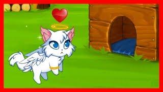ГИЛЬДИЯ КОТИКОВ #12 АНГЕЛ в Castle Cats про милых котов