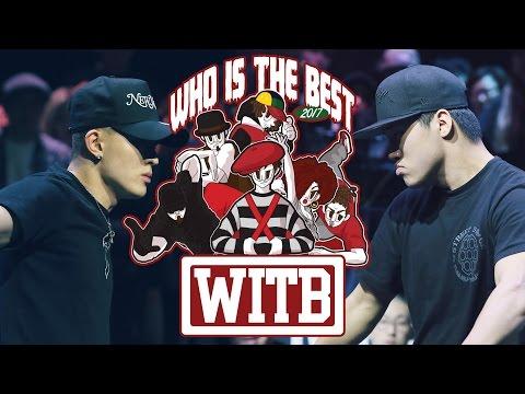 MADBULL vs TRIX│KRUMP QUARTERFINAL│WITB 2017