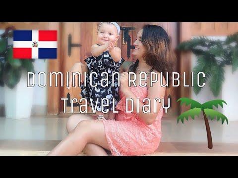 DOMINICAN REPUBLIC TRAVEL DIARY | Darlines Taveras