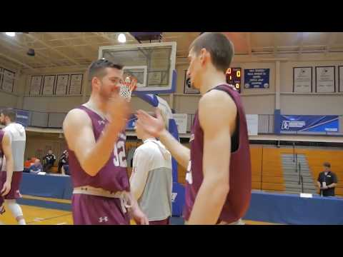 Springfield College Men's Basketball - 2018 NCAA Championship First Round