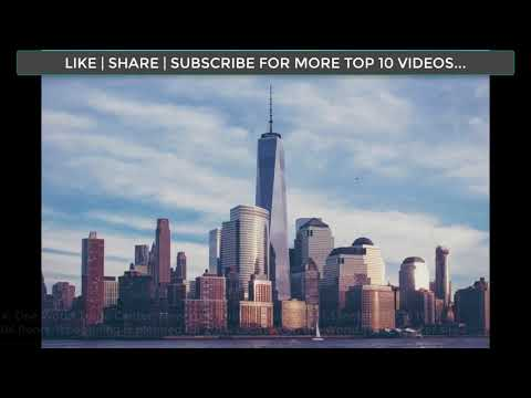 10 tallest building in the world 2017