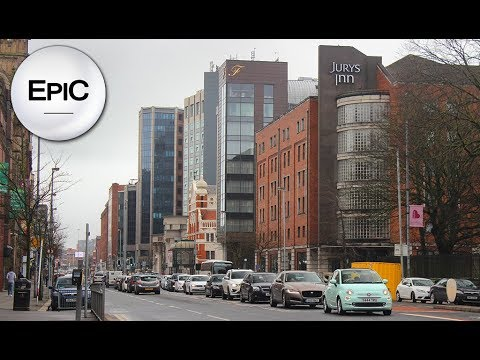 Quick City Overview: Belfast, Northern Ireland (HD)