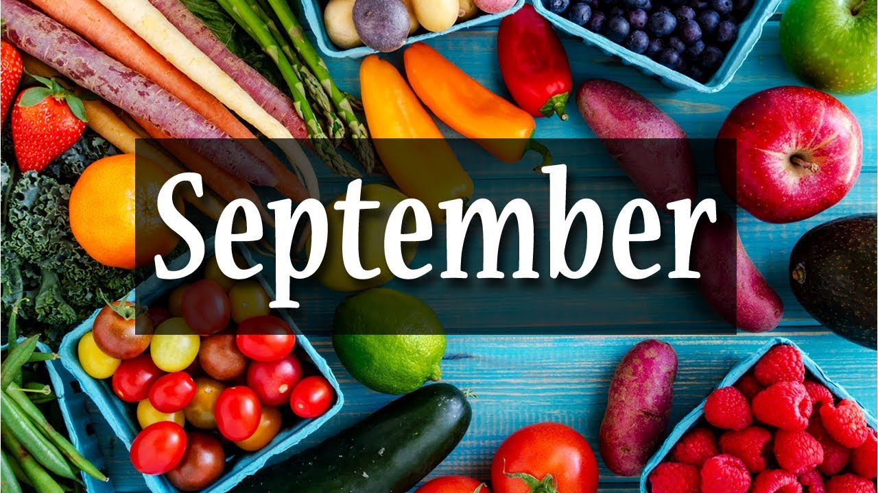 What Vegetables To Plant In September These 5