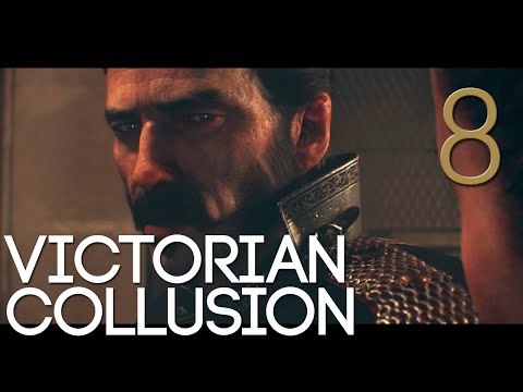 [8] Victorian Collusion (Let's Play The Order: 1886 w/ GaLm) [1080p] - 동영상