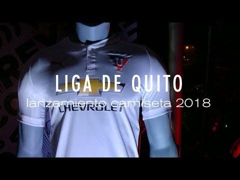 Camisetas Liga de Quito 2018 | Saga Sports