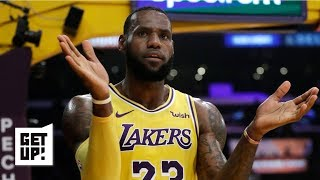Lakers fans are just trolling LeBron with